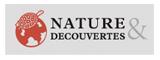 Code promo et bon réduction Nature & découvertes