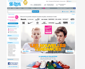 30 de r duction chez planet sports code promo - Coupon de reduction delamaison ...