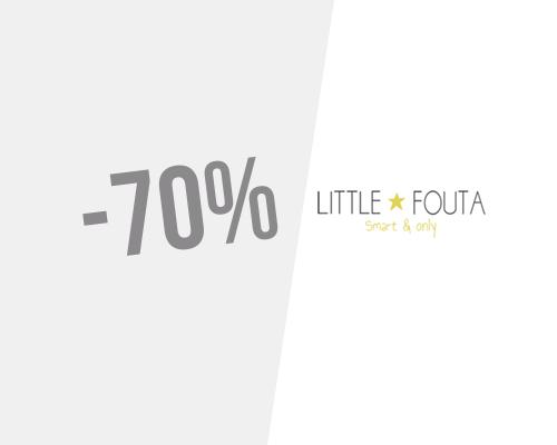 code promo little fouta → 70% | mars 2019 | labonnereduc