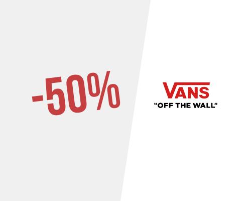 35 % Code Promo Vans | Offres de Mars 2020 | BravoPromo