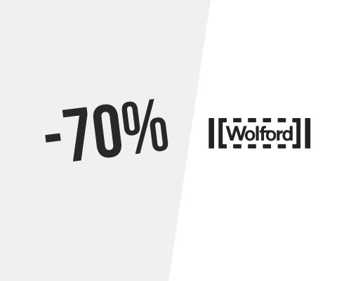 Jusqu'à 70% dans la section outlet de Wolford